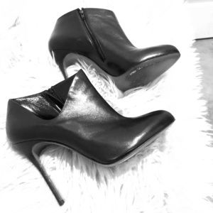 "Christian Louboutin booties 3"" size 39"